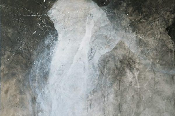 sublimation 08 huile sur toile 200 x 200 cm BD